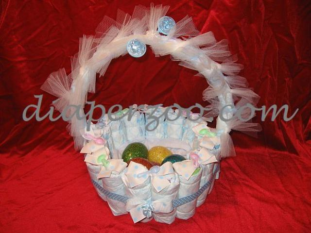 Diaper Basket E-BOOK