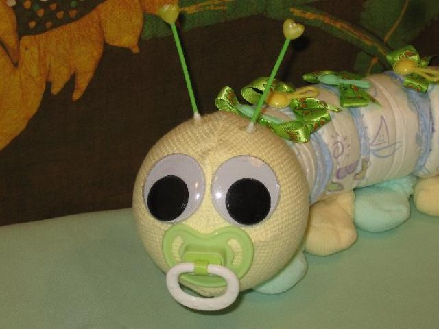 Diaper Caterpillar E-BOOK