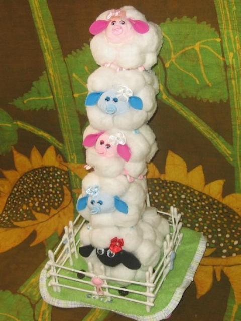 Diaper Cake Instructions Diaperzoo Baby Showers Diaper Cakes
